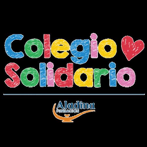 Logo Cole Solidario Aladina - Fundación Colegio Bérriz