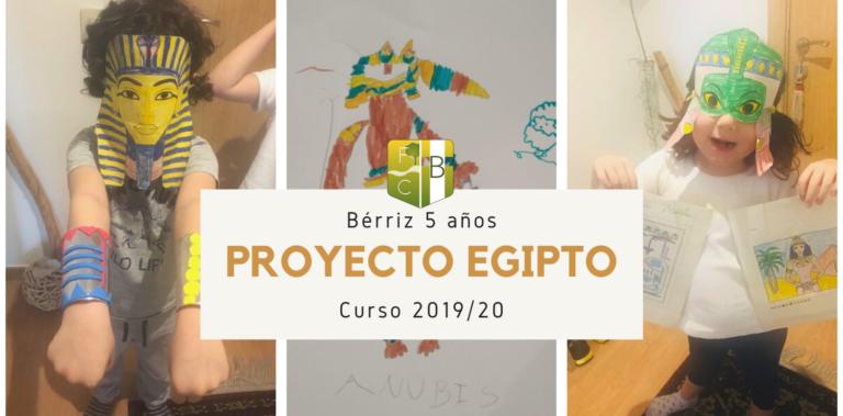 Proyecto Egipto 5 años_Fundación Colegio Bérriz