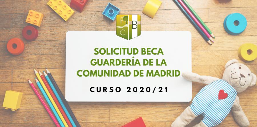 Solicitud Beca Guardería Curso 2020:2_Fundación Colegio Bérriz