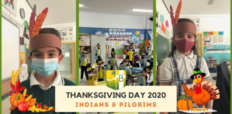 Thanksgiving Day 2020 Fundación Colegio Bérriz