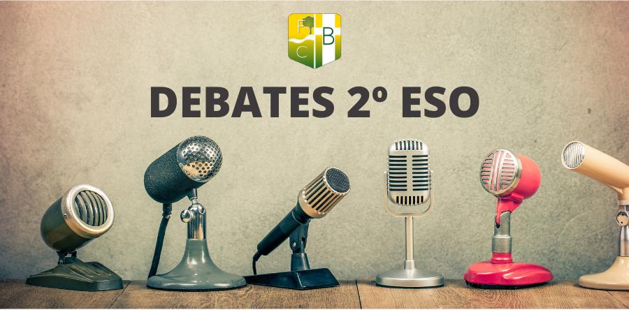 Debate 2º ESO - Fundación Colegio Bérriz