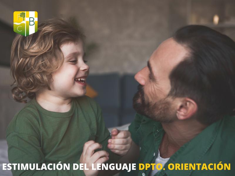 Estimulación del lenguaje infantil Colegio Bérriz Las Rozas