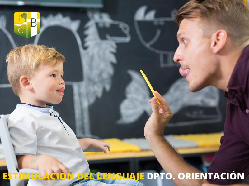 Cómo estimular el lenguaje en los niños Colegio Bérriz
