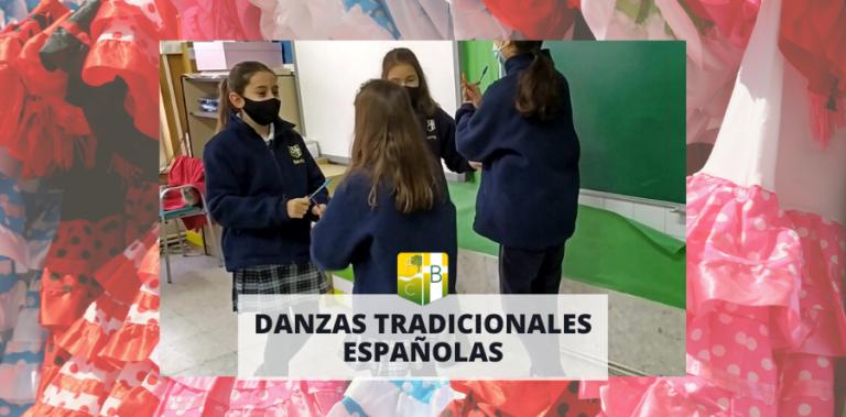 Danzas Tradicionales Españolas 6º Primaria_Fundación Colegio Bérriz