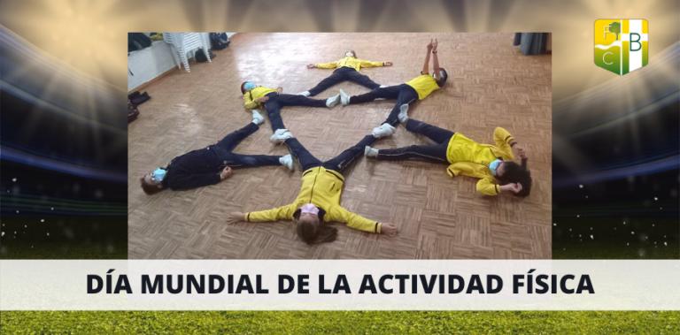 Día Mundial de la Actividad Física_Fundación Colegio Bérriz