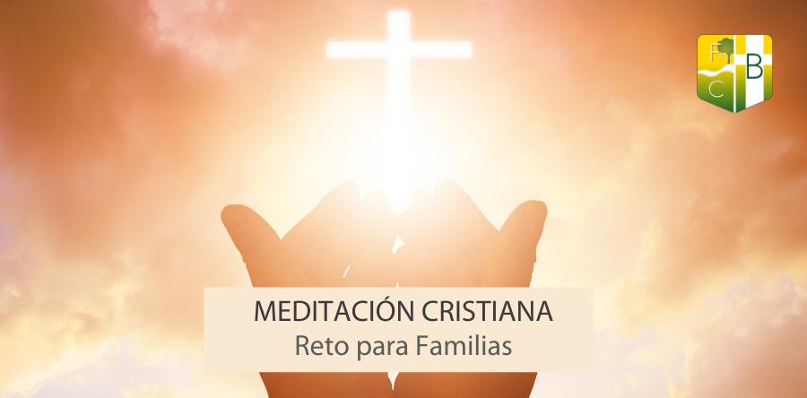 Meditación Cristiana - Fundación Colegio Bérriz