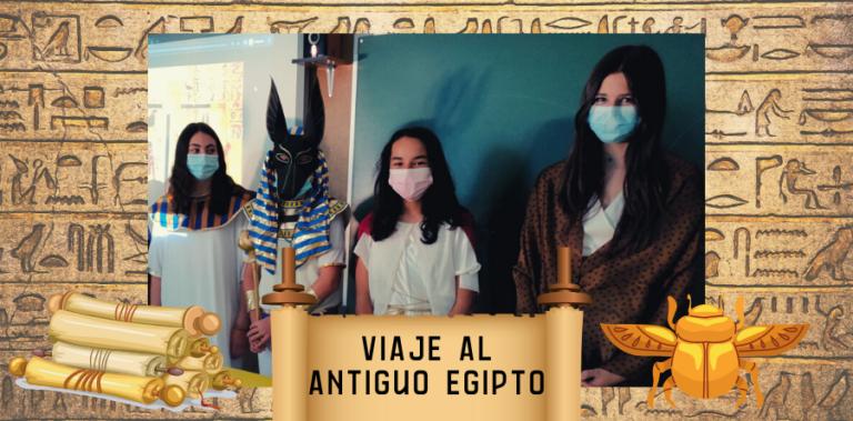Viaje al Antiguo Egipto 1º ESO_Fundación Colegio Bérriz