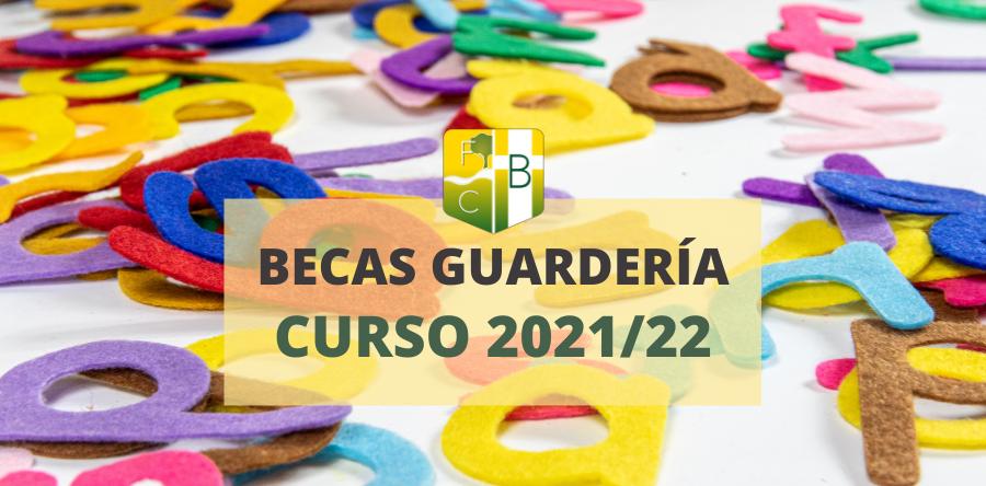 Beca Guardería 2021-22