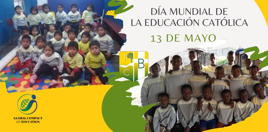 Día Mundial de la Educación Católica 2021_Fundación Colegio Bérriz