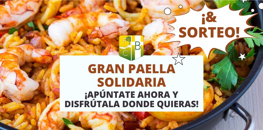 Gran Paella Solidaria Bérriz Las Rozas 2021