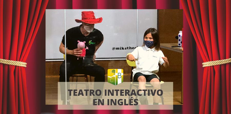 Teatro Interactivo en Inglés_Fundación Colegio Bérriz