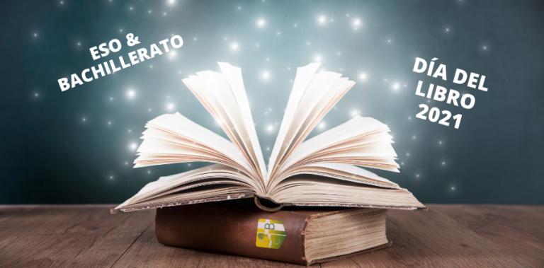 Día del Libro 2021 ESO y Bachillerato - Fundación Colegio Bérriz