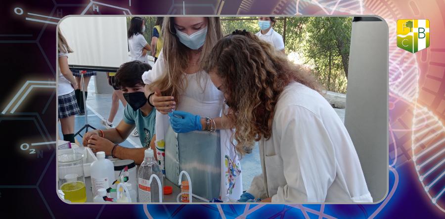Feria de la Ciencia Bérriz Junio 2021 - Fundación Colegio Bérriz