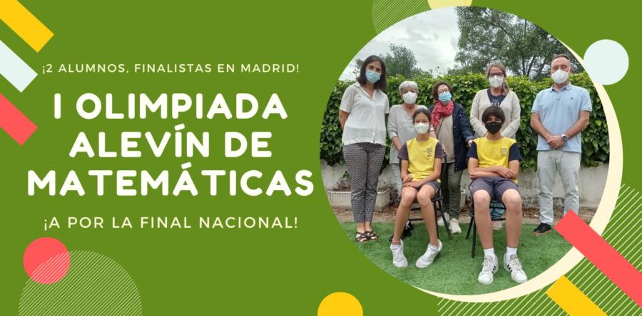 Ganadores I Olimpiada Alevín de Matemáticas - Fundación Colegio Bérriz