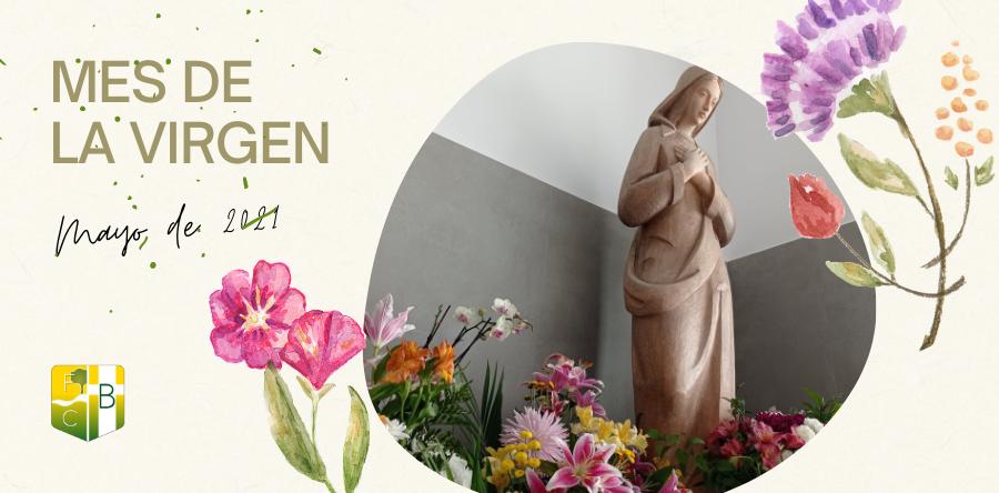 Mes de la Virgen Mayo de 2021 - Fundación Colegio Bérriz