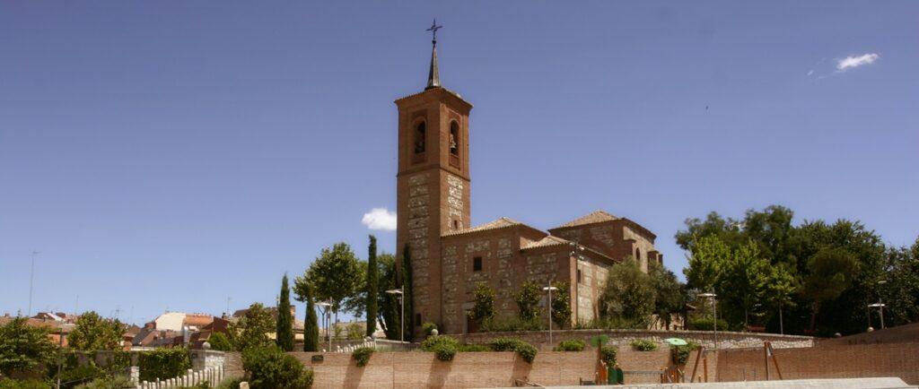 Parroquia San Miguel de Las Rozas - Cáritas recogida de alimentos