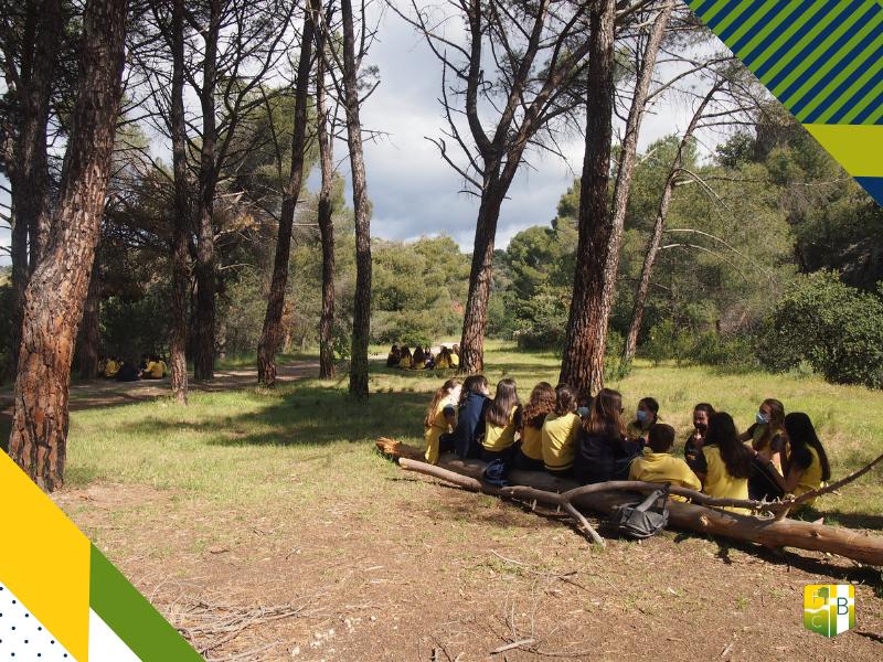 Acción Tutorial al Aire Libre 2º ESO - Fundación Colegio Bérriz 1