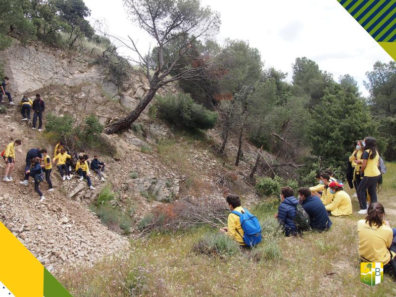 Acción Tutorial al Aire Libre 2º ESO - Fundación Colegio Bérriz 3