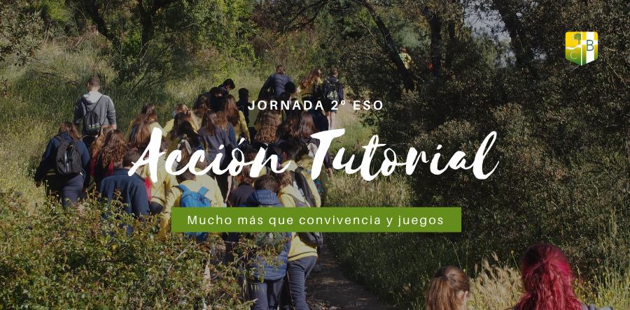 Acción Tutorial al aire libre 2ºESO - Fundación Colegio Bérriz