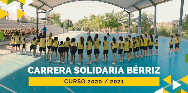 Carrera Solidaria 2021 - Fundación Colegio Bérriz