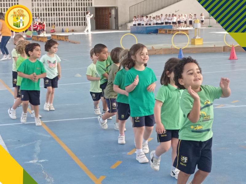 VII Mini Olimpiadas Educación Infantil 1 - Fundación Colegio Bérriz