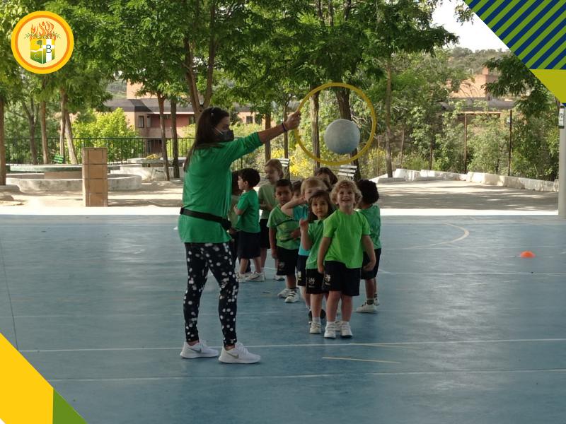 VII Mini Olimpiadas Educación Infantil 14 - Fundación Colegio Bérriz