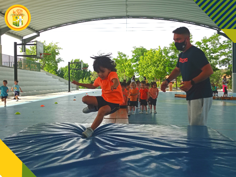 VII Mini Olimpiadas Educación Infantil 9 - Fundación Colegio Bérriz
