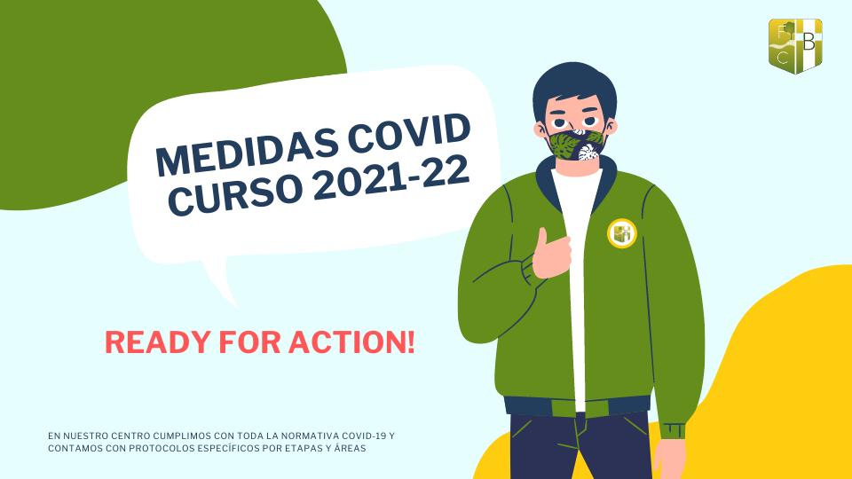 MEDIDAS COVID CURSO 2021-2022 - Fundación Colegio Bérriz