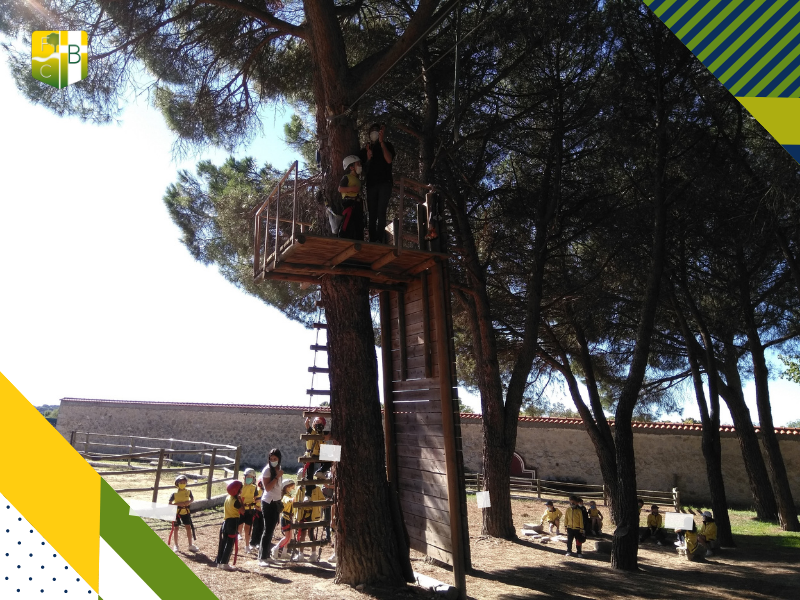 C_Tirolina en la Granja Octubre 2021 - Fundación Colegio Bérriz