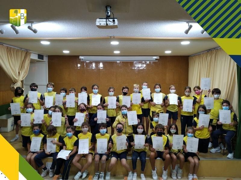 Cambridge English Movers en Colegio Bérriz Las Rozas